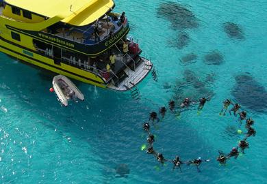 Scuba diving Phuket Thailand